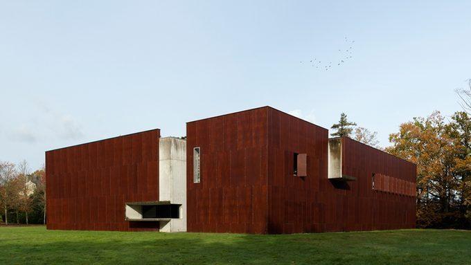 Le club Petite Galerie visite le Fond Régional d'Art Contemporain des Pays de Loire