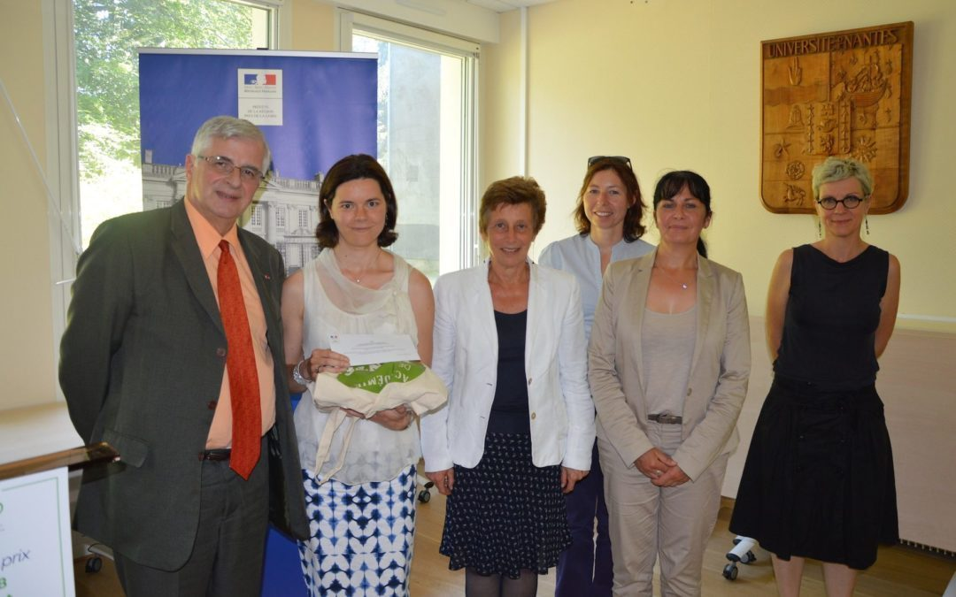 Prix Bonnes pratiques 2018 pour le respect mutuel et la mixité des choix à l'école